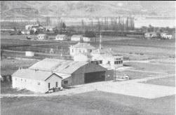 De 1946 à 1955 les hangars sont reconstruits àMontélimar.