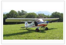 L'ULM de notre Aéroclub, le Tetras