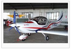Sportstar RTC un avion léger de 100cv